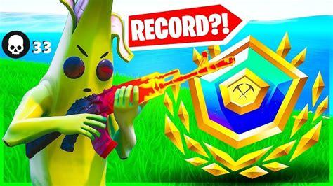 fortnite solo duo arena world record youtube