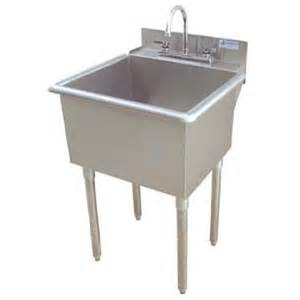 griffin lt 118 utility commercial sink stainless steel atg stores