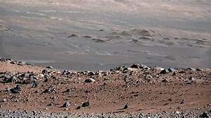 Mars Rover Landscape - Pics about space