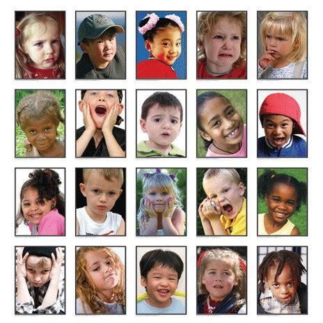 omgaan met emoties kribbe 822 | emotions children