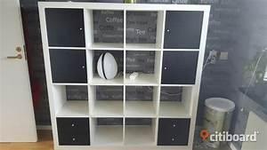 Ikea Kallax 4x4 : ikea expedit kallax 4x4 inkl insatser vellinge citiboard ~ Frokenaadalensverden.com Haus und Dekorationen