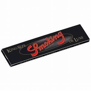 King Size Bettwäsche Maße : smoking deluxe king size papers slim bl ttchen paper schwarz bla ~ Indierocktalk.com Haus und Dekorationen