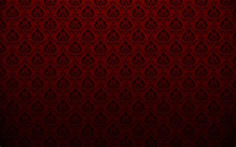 Black White Damask Wallpaper 30 Hd Red Wallpapers