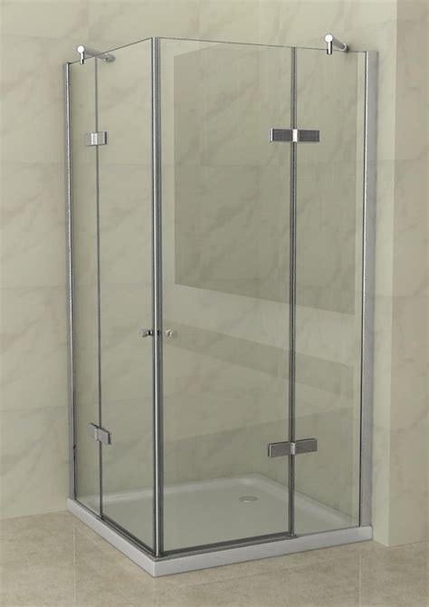 cabina doccia misure cabina doccia con due ante battenti 8 mm spessore vetro