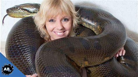 HUGE SNAKES! SnakeBytesTV - YouTube