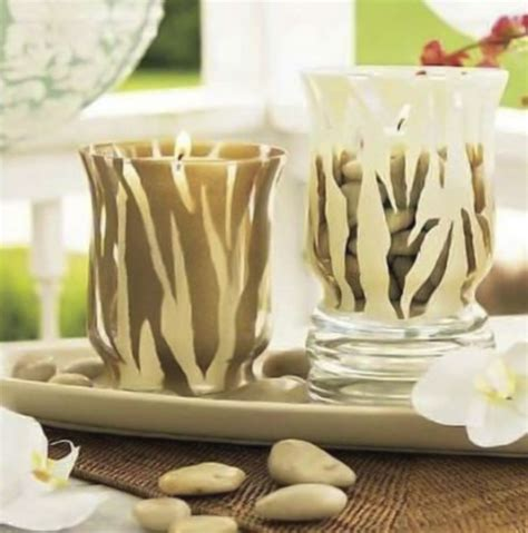 Glass Candle Holders Noodles Italian Themed Dinner by 13 Easy And Creative Decorating Ideas For Glass Candle Holders