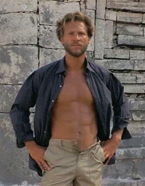 Beauty Break Jeff Bridges in 1984  Blog  The Film