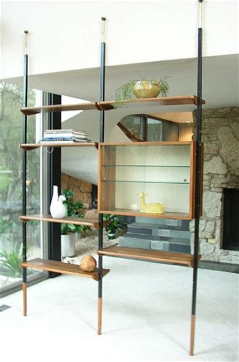 modern room divider bookcase mid century divider bookcase i grew up with this they