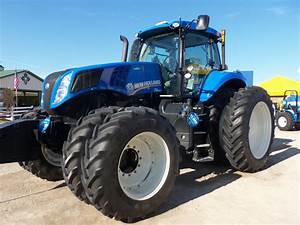 New Holland T8 420 Tractor