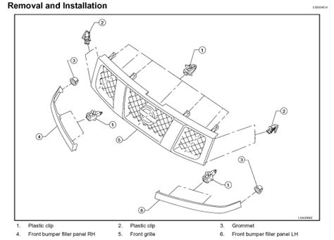 repair voice data communications 2006 nissan pathfinder engine control remove assembly headlight 2005 nissan pathfinder how do i replace the headlight assembly on