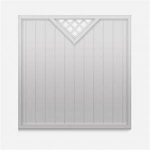 Sichtschutzzaun Kunststoff Weiß 180x180 : sichtschutzelement kunststoff mit glaselement m bel ~ Whattoseeinmadrid.com Haus und Dekorationen