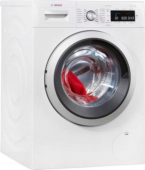 bosch serie 8 waschmaschine bosch waschmaschine serie 8 waw32541 a 8 kg 1600 u min kaufen otto