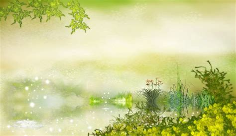 Artistic Nature Wallpaper by Peaceful Lake Wallpaper And Background Image 1380x800