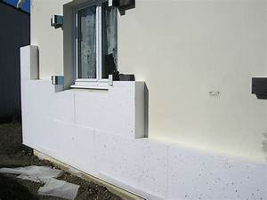 prix d39une isolation des murs par l39exterieur With isolation humidite mur exterieur