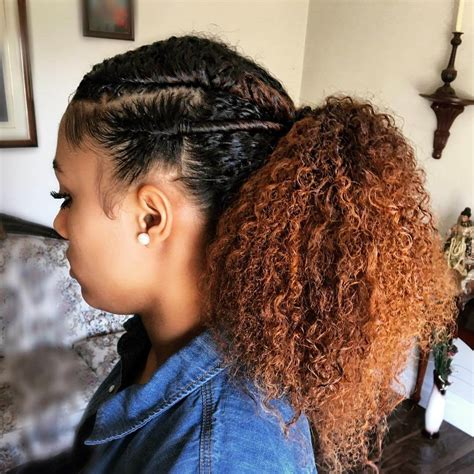 simple natural hairstyle designs ideas design