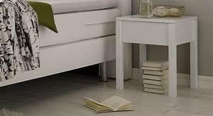 Nachttisch Buche Weiß : nachtkonsole aus massiver buche wei lackiert berea ~ Markanthonyermac.com Haus und Dekorationen
