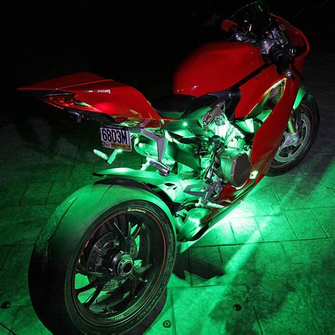 underglow lights for motorcycle 12 ios android app wifi led motorcycle led