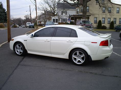 2005 Acura Tl  Information And Photos Momentcar
