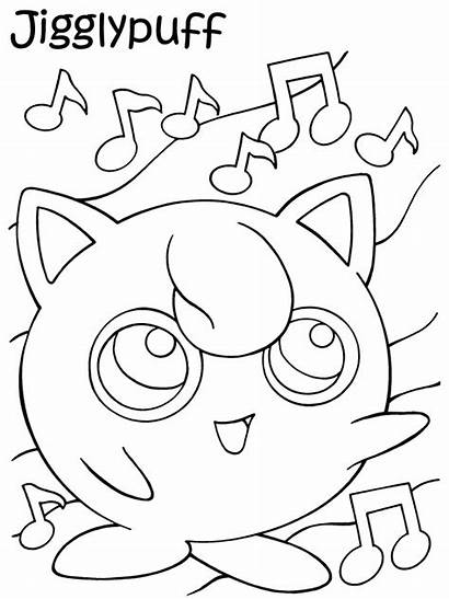 Pokemon Coloring Pages Posted
