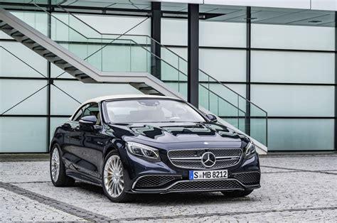 New Mercedes S65 Amg Convertible  Beautiful V12 Beast