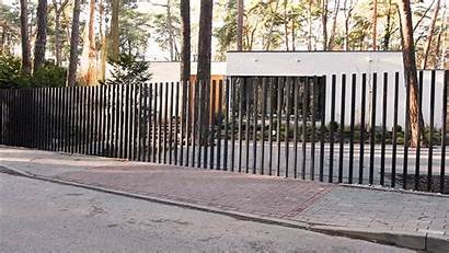 Retractable Gate Fancy Fences Fence Gates Fencing