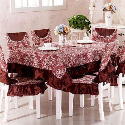 dinner table chair covers top grade square dining table cloth chair covers cushion
