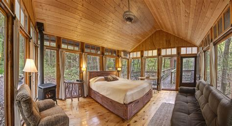 glass cabin wisconsin glass house candlewood