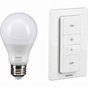 Philips Hue Zigbee : philips hue a19 wireless dimming kit white 530350 b h photo ~ Watch28wear.com Haus und Dekorationen