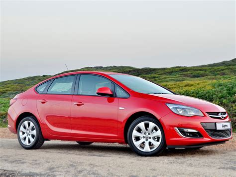 All-New Opel Astra Sedan Now In SA - Specs and Prices ...
