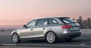Audi A4 Break Occasion : audi a4 3 2008 avant voiture break ~ Gottalentnigeria.com Avis de Voitures