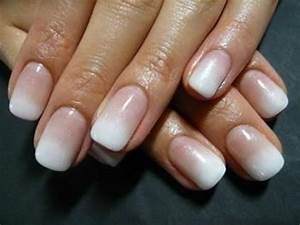Best of Gradients... the new french manicure! ombre white ...
