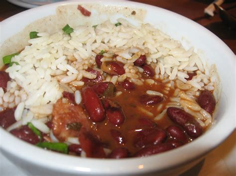 rice and beans red beans and rice recipe dishmaps