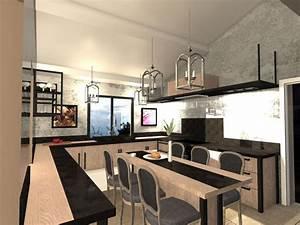 Aménagement D Un Salon : architecte d 39 int rieur st maximin d coration de villa ~ Zukunftsfamilie.com Idées de Décoration