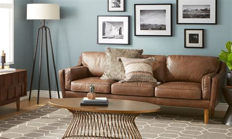 how can i clean leather sofa 6 steps for cleaning a leather sofa overstock com