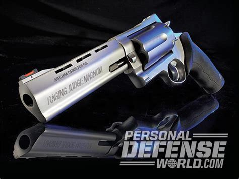 Gun Review: Taurus Raging Judge Magnum Revolver