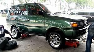 Modifikasi Toyota Kijang Kapsul On Volk Rays Te37v Toko