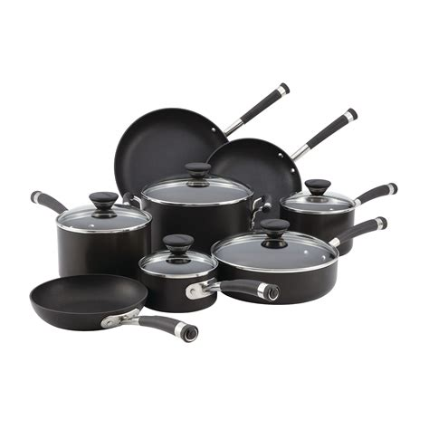 cookware anodized hard nonstick circulon glass rated stove piece sets electric kitchen acclaim amazon safe finding quality oven check