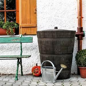 Deckel Für Regentonne : regentonne regensammler regenwassertonne online kaufen ~ Orissabook.com Haus und Dekorationen