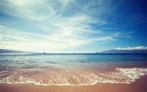 Ocean Sand - wallpaper.