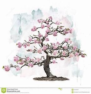 Rosa Blühender Baum Im Frühling : rosa bl hender baum stock abbildung bild 41532703 ~ Lizthompson.info Haus und Dekorationen