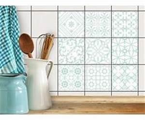 sticker pour carrelage acheter stickers pour carrelage With carrelage adhesif salle de bain avec pack de led