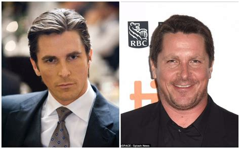 Christian Bale Prepares For Role Dick Cheney Eating