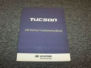 2008 Hyundai Tucson Electrical Wiring Diagram Manual Gls