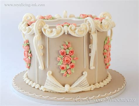 royal icing cakecentralcom