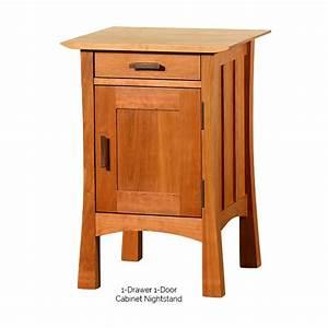 Contemporary craftsman bedroom furniture set vermont for Craftsman bedroom furniture