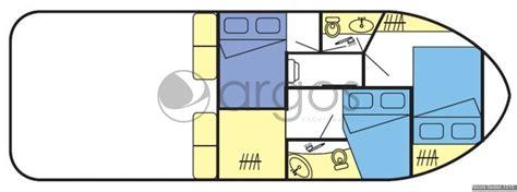 nicols sedan 1010 3 kabinen 2 wc hausboot id 3154