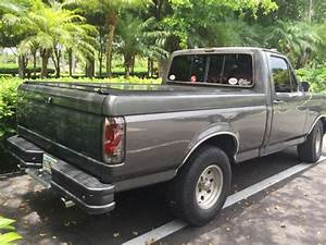 1990 Ford F-150 4 9l 5speed Sport For Sale