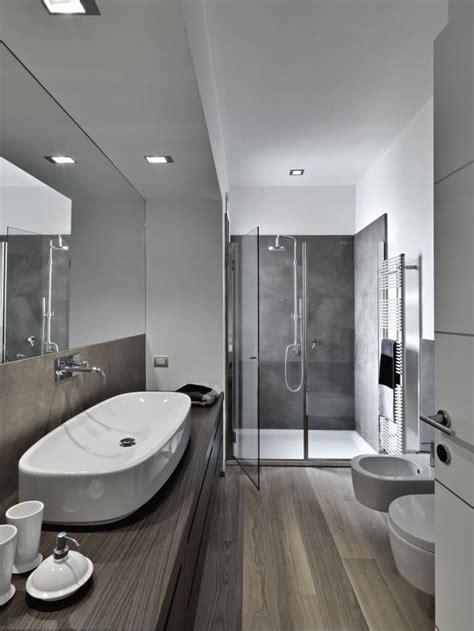 Grey Wood Tile Bathroom by Grey Wood Floors On 100 Inspiring Ideas To