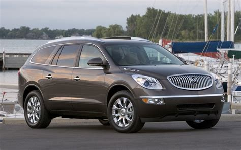 2011 buick enclave cxl awd test motor trend