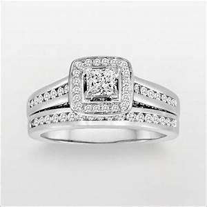 kohls diamond rings wedding promise diamond With khols wedding rings